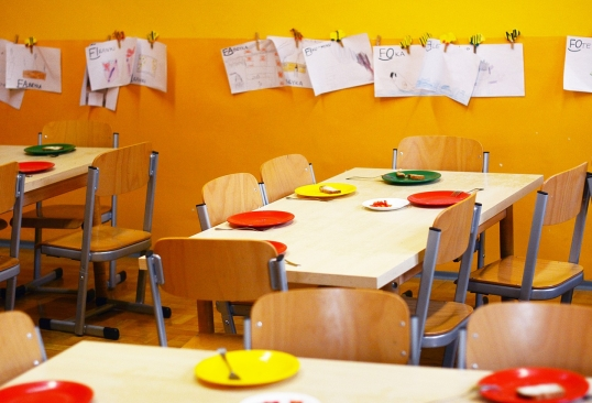 Kindergärten und Schulen